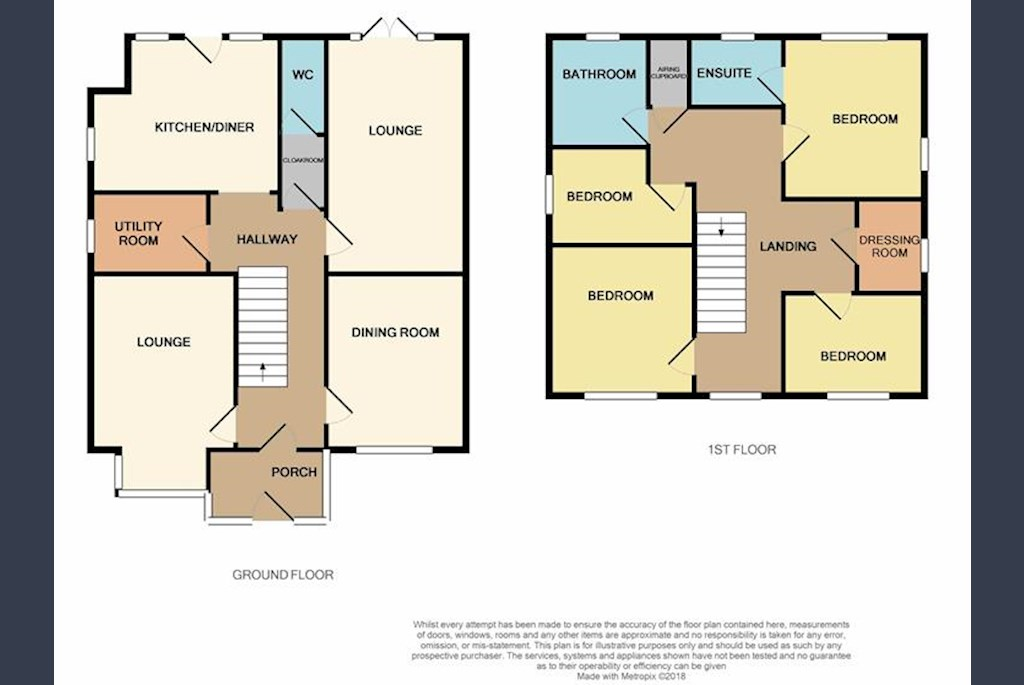 4 Bed House For Sale In South Ockendon Beresfords
